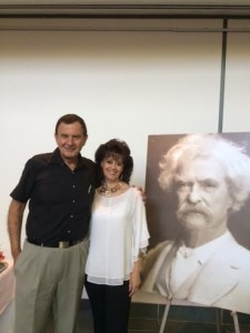 Casey & Chuck Miceli at Author Day Event
